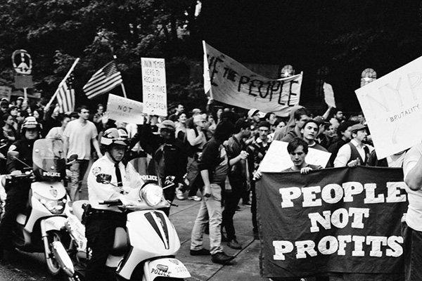 occupy wall street