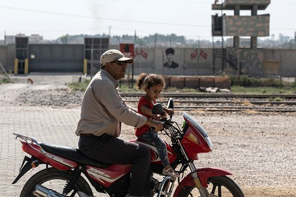 confine turchia siria
