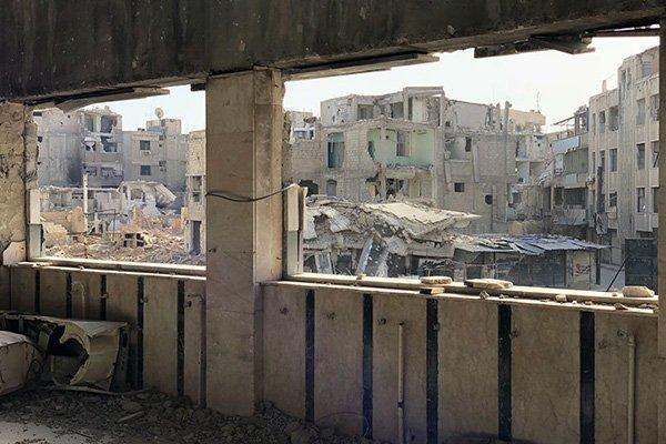 ghouta siria