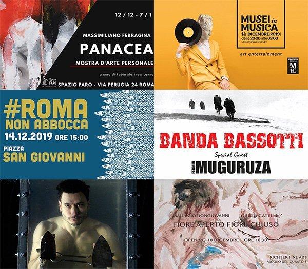 eventi roma dicembre