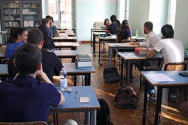 studenti italiani