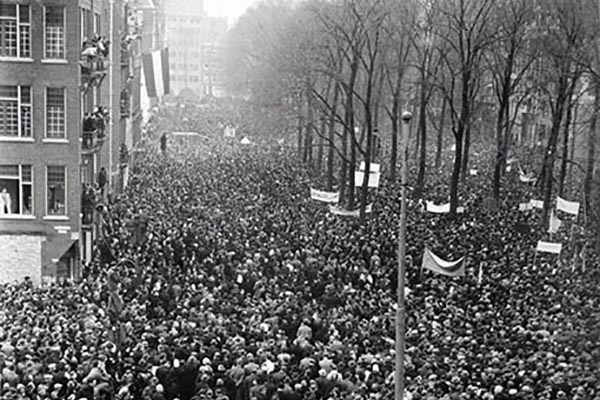 sciopero di febbraio olanda