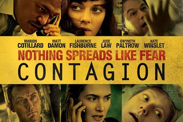 contagion film poster