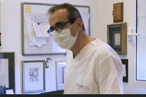 virologo bologna
