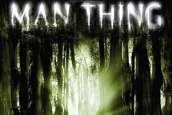 man thing film poster