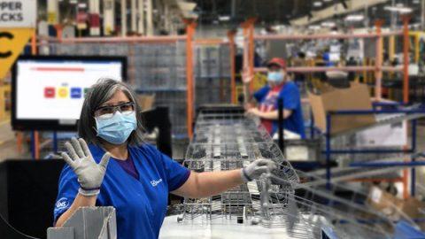 fabbrica operai