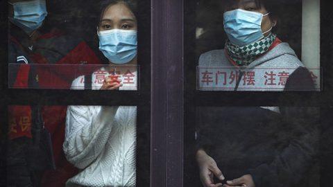 bus pechino