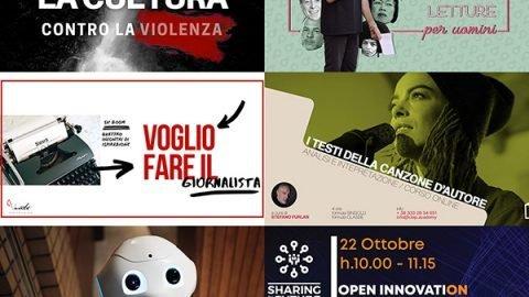 eventi online ottobre
