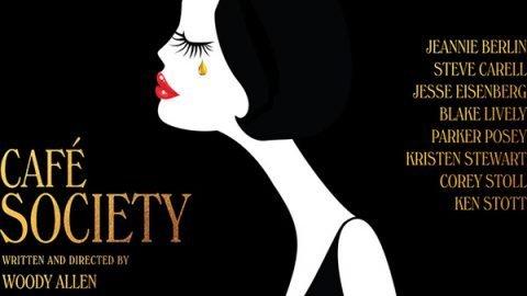 cafè society film copertina