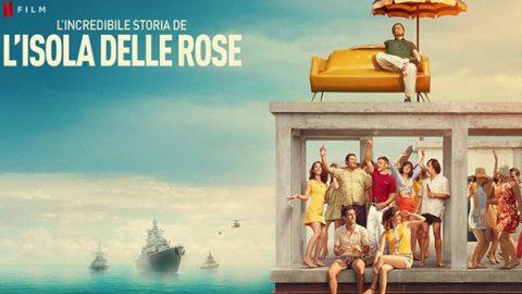 incredibile storia isola delle rose film