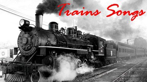 trains songs