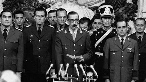 dittatura militare argentina