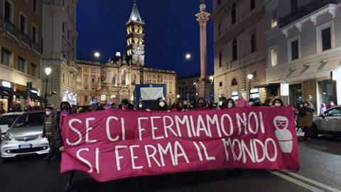 femministe roma
