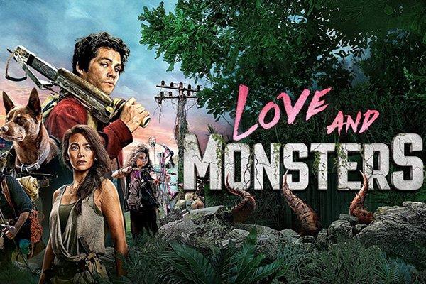 love and monster copertina film