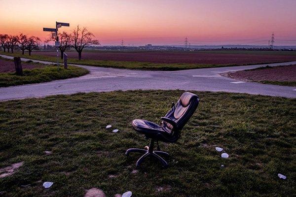 sedia ufficio francoforte