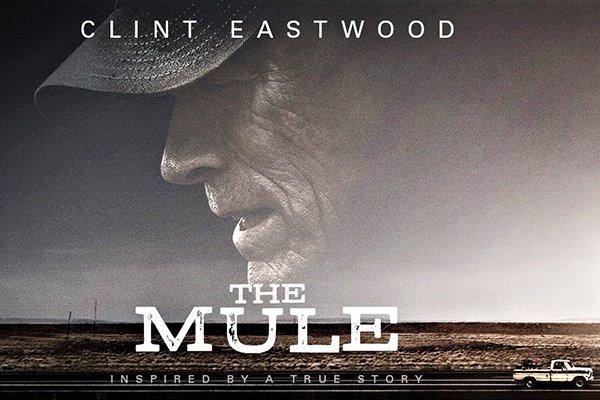 the mule clint eastwood copertina