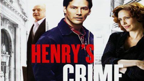 henry's crime film