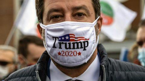 salvini trump 2020