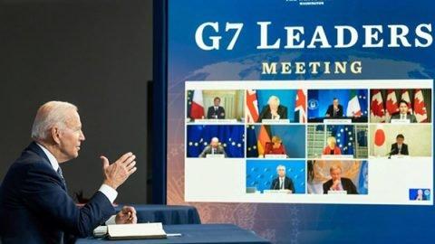 biden g7 afghanistan