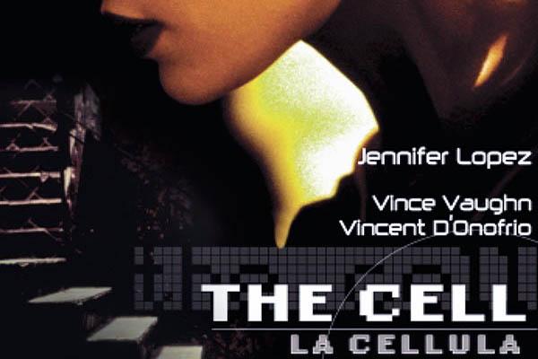 the cell la cellula copertina film