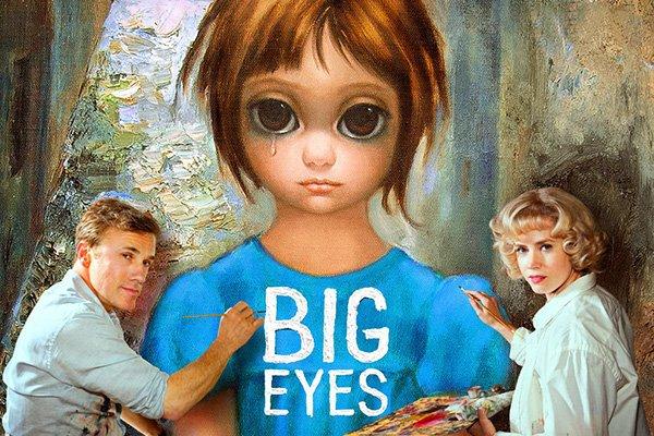 big eyes copertina film